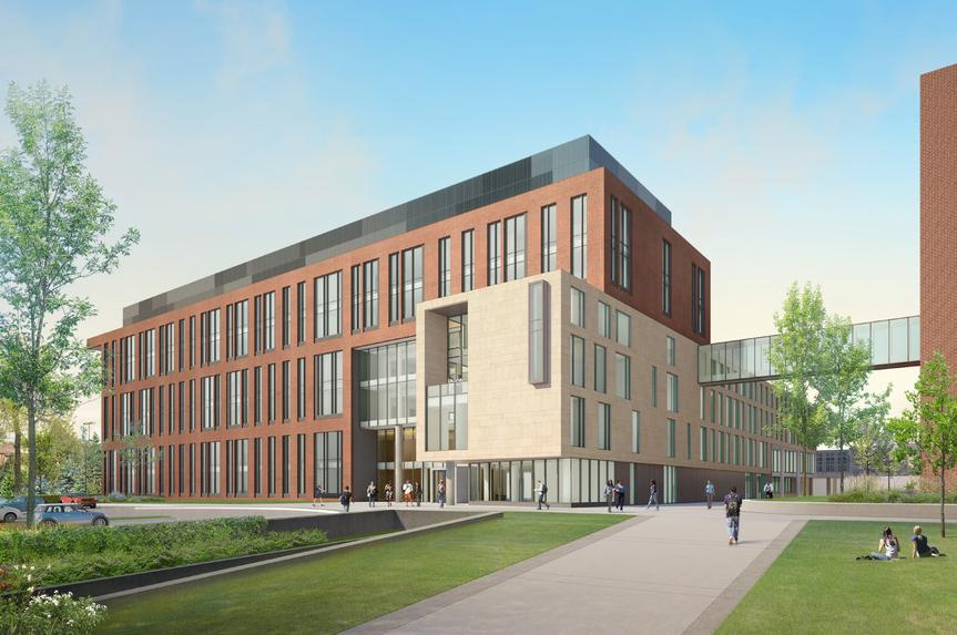 Harvard School Of Public Health Building Design